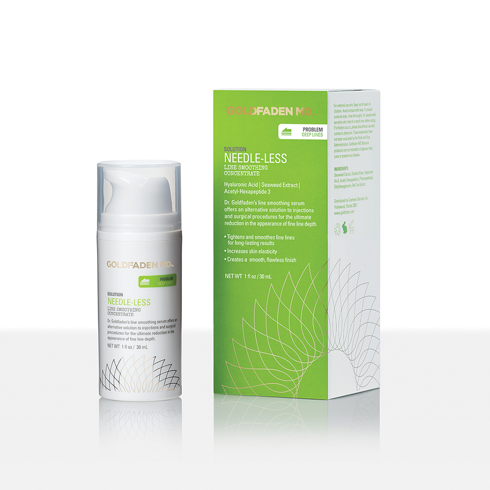 Needle-Less Serum