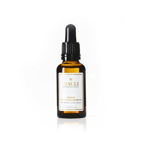 Nourish Post-Shave and Beard Oil