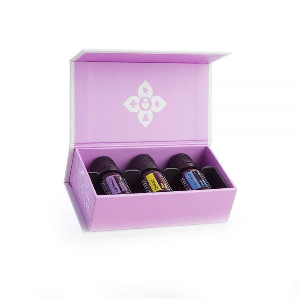 essential oil kit doTerra @ Pure Skin Lab