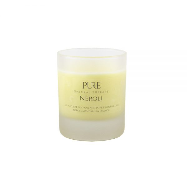 Neroli candle - Pure Natural Therapy