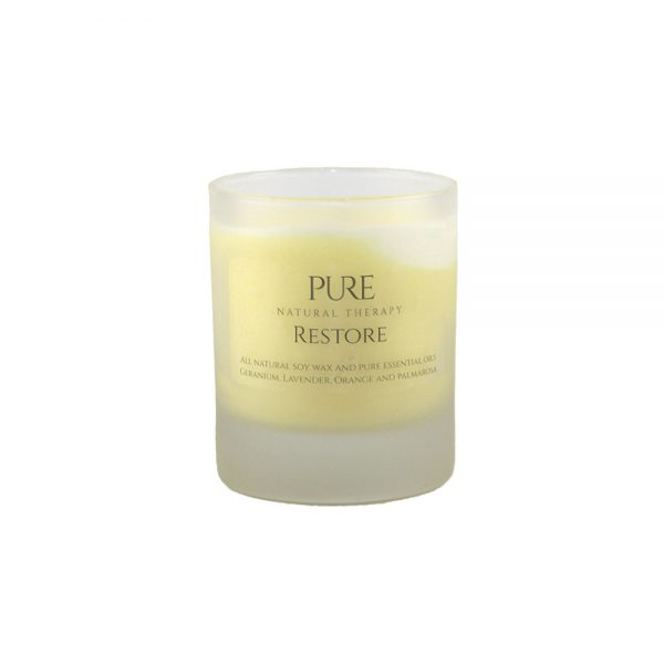 Restore candle - Pure Natural Therapy