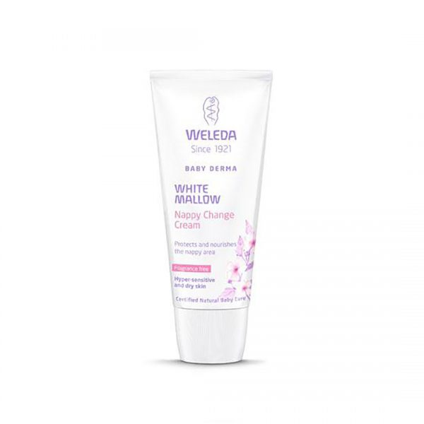 Weleda White Mallow Nappy Cream
