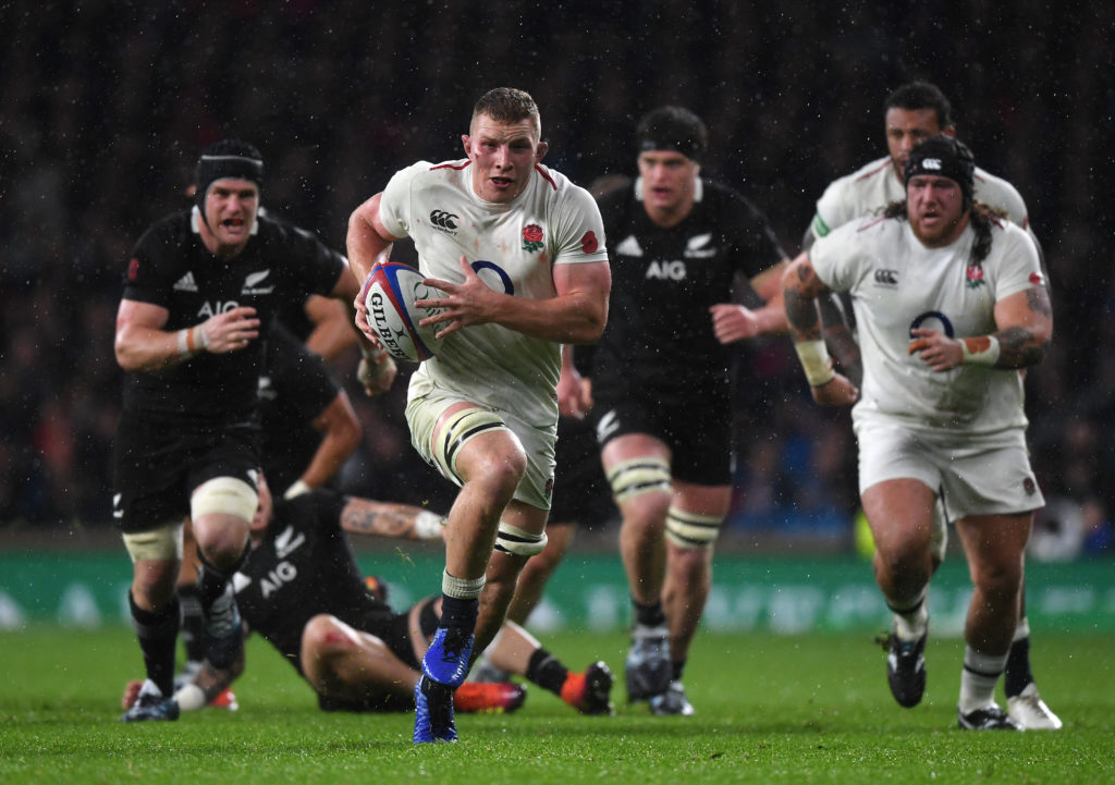 England v New Zealand: semi-final in focus - Rugby World ...