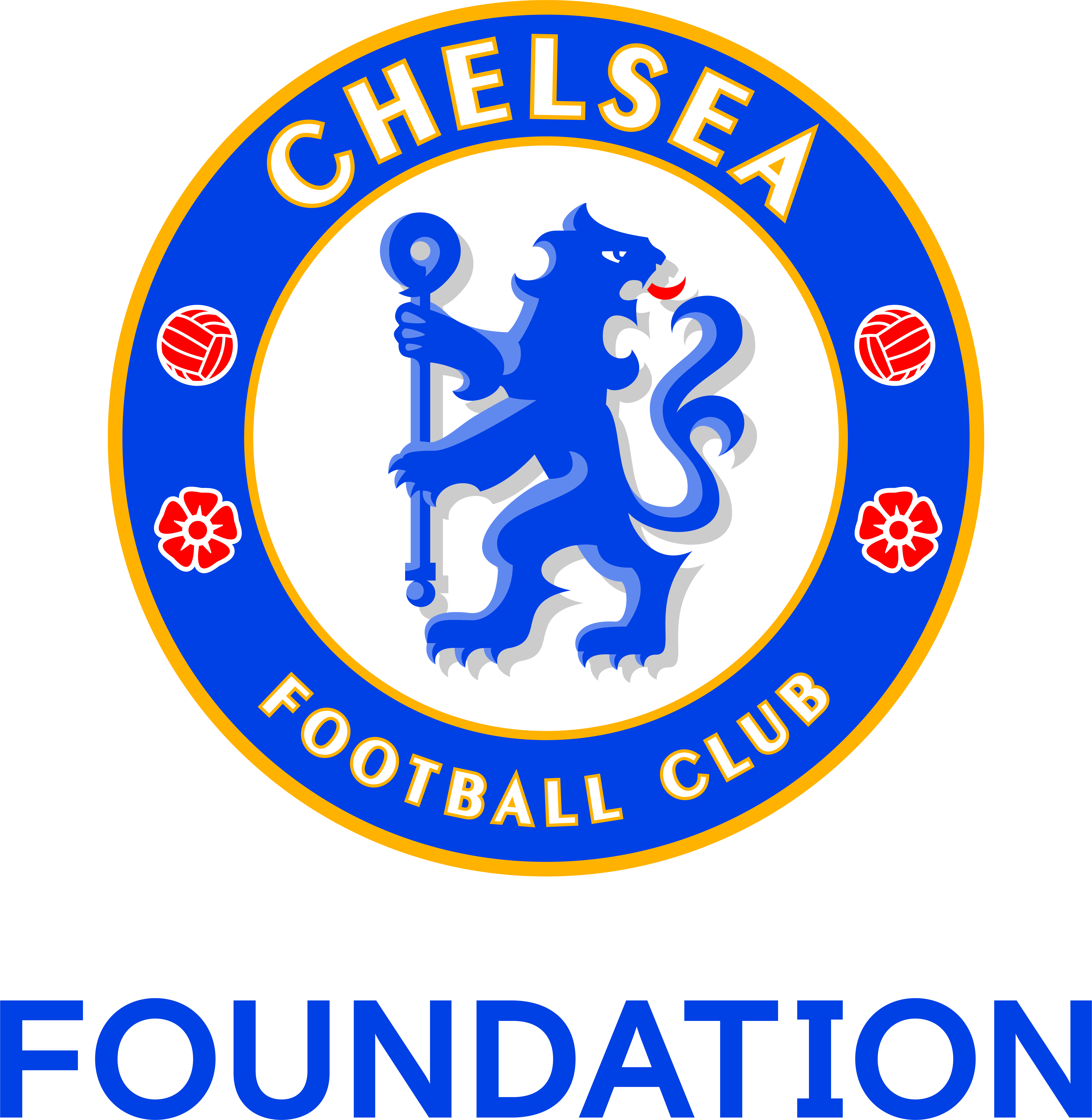 Logo Chelsea FC Foundation