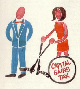 CGT: a tax on the financially indolent