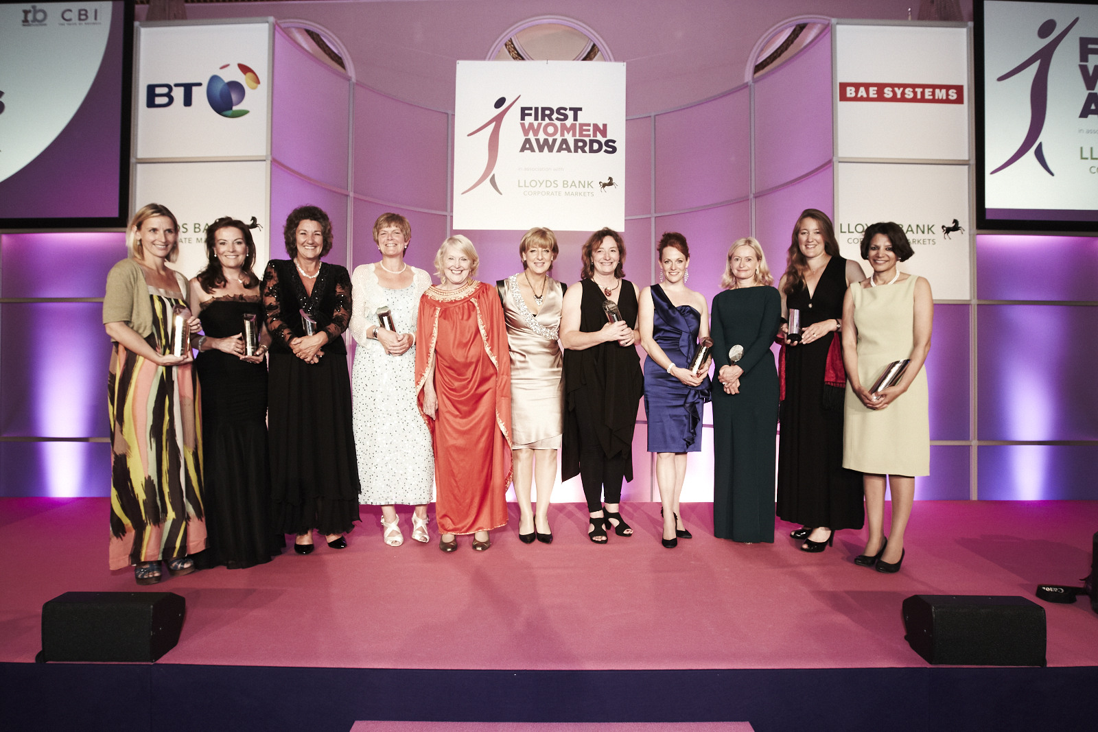 First Women Awards 2011: the winners
