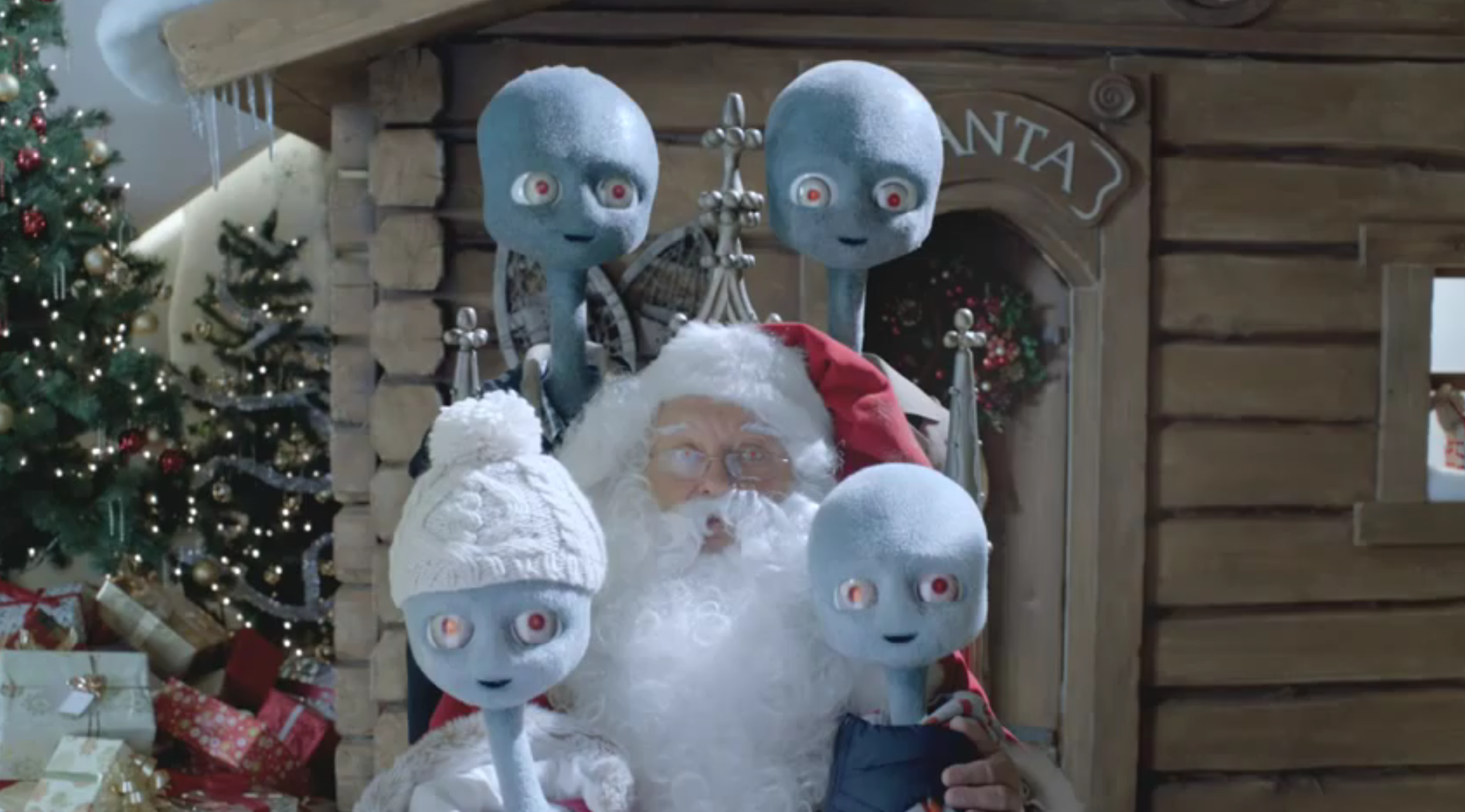 Top five Christmas ads of 2011