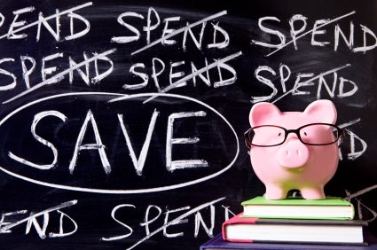 How to save money in tough times