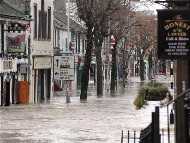 Is your business at risk from flooding?
