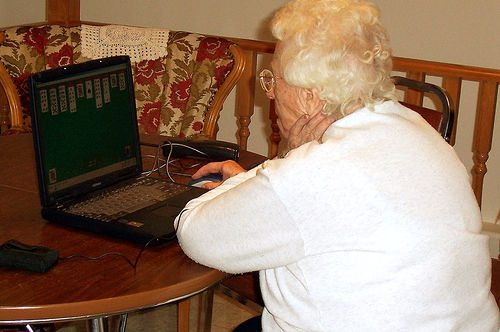 Technology for the elderly helps fulfil lives