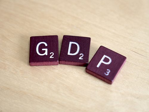 GDP and all that