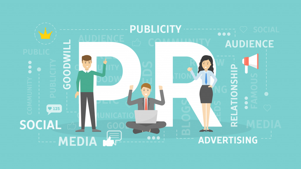 Five key elements of public relations