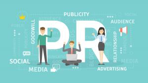 Five key elements of public relations
