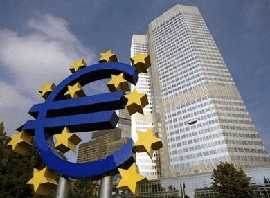 Eurozone inflation falls, along with recovery hopes