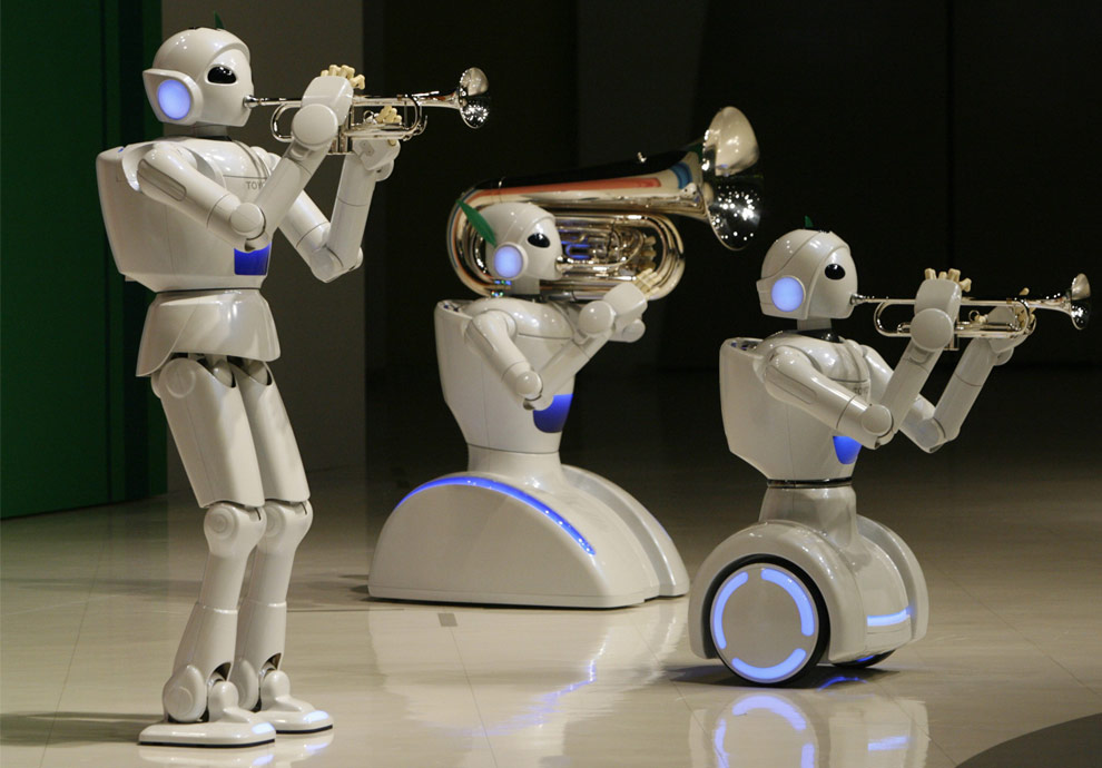 Will robots replace your employees?