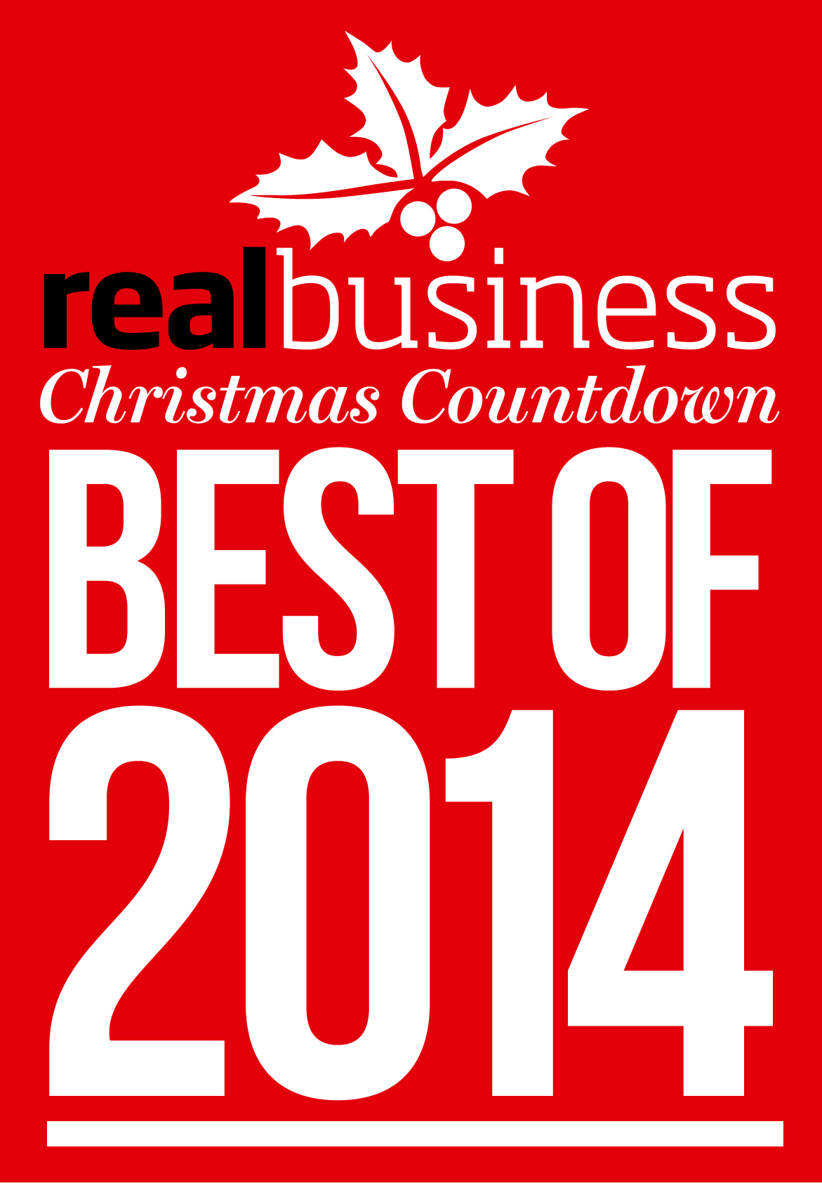 Real Business Christmas Countdown: The Best of 2014: 10 December