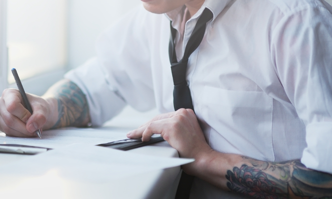 Tattoos in the workplace – Where does your business stand?