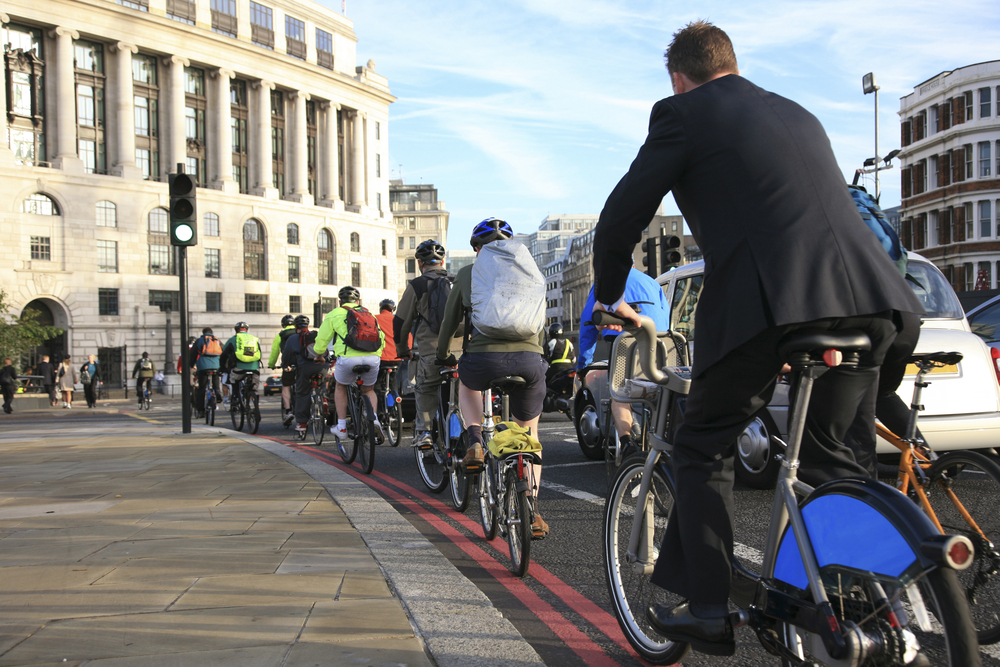 5 reasons to transform your commute and cycle to work