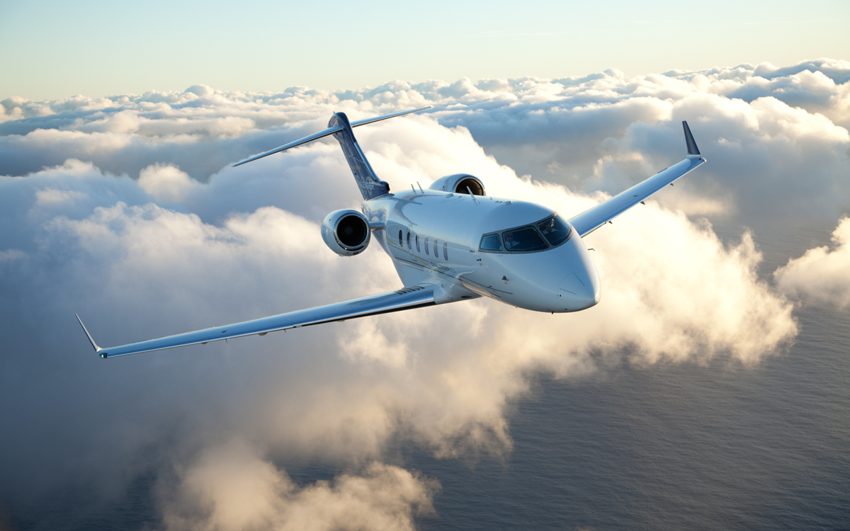 Increasing demand for private jets and skiing trips from the business class