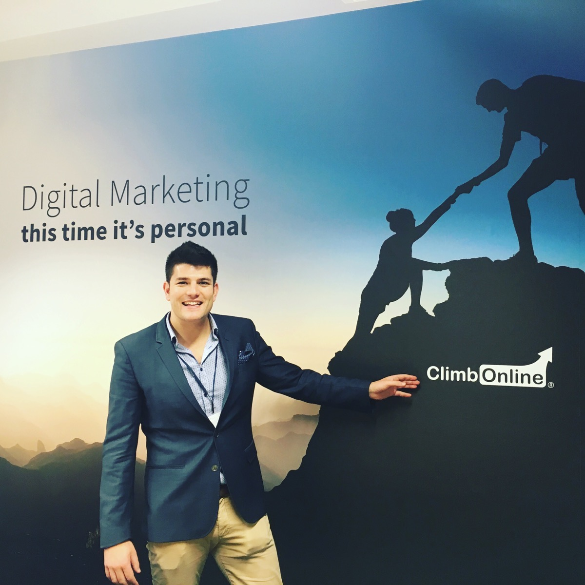 Mark Wright: Digital marketing and business development