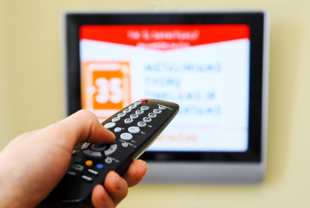 TV advertising isn't a big brand luxury anymore