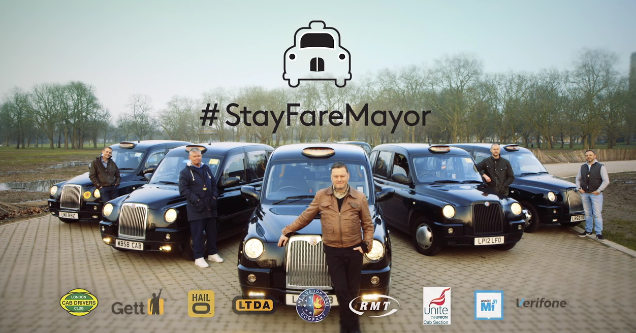 London taxi industry seeks backing from next mayor for ambitious plan to revolutionise trade
