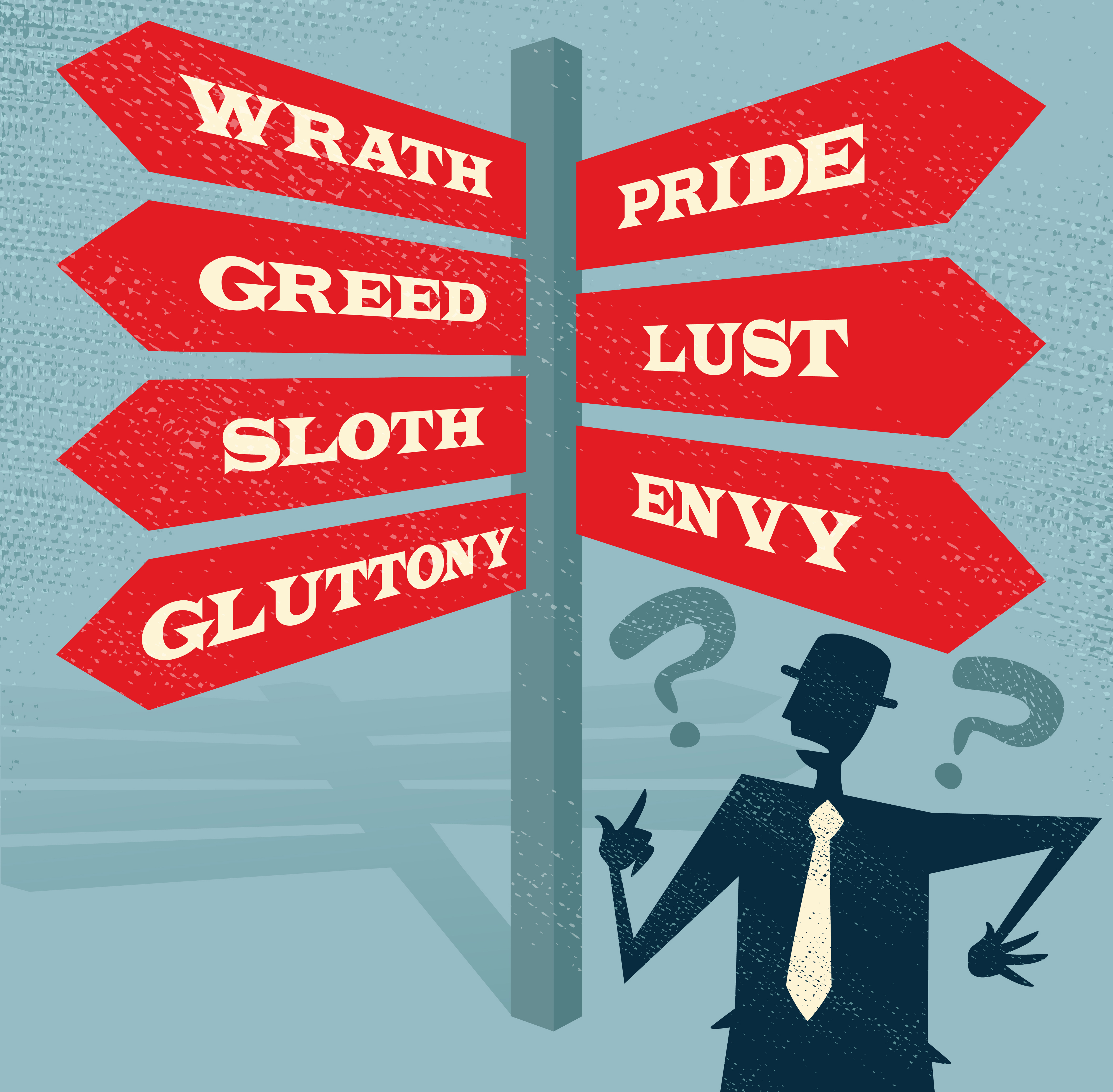 The deadly sins of modern marketing – and how to be absolved