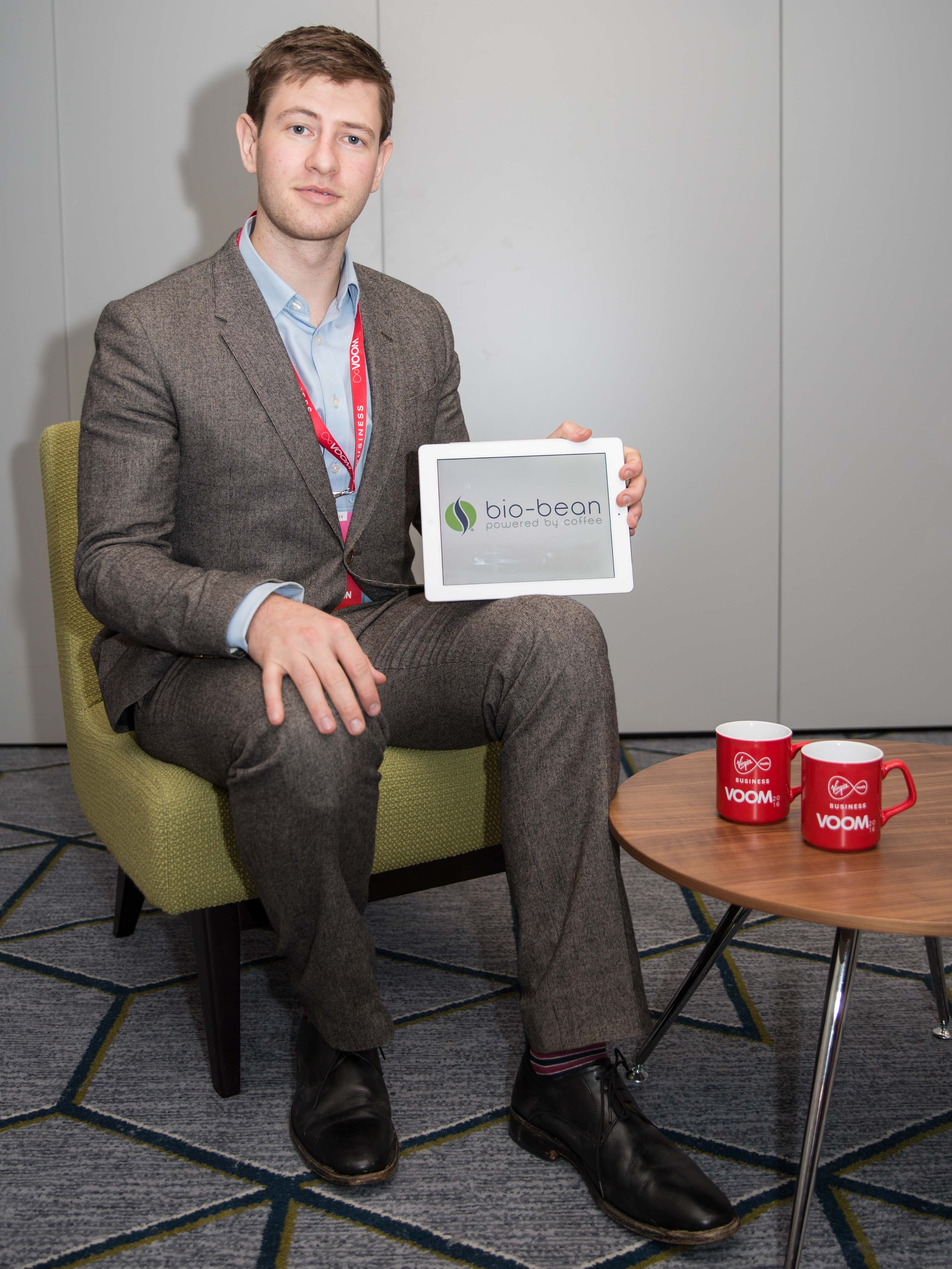 Coffee doesn't just energise the sleep deprived – waste grounds are fuelling buildings
