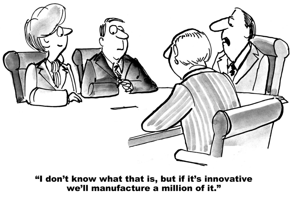 22 pointers on creating and honing innovation within your business
