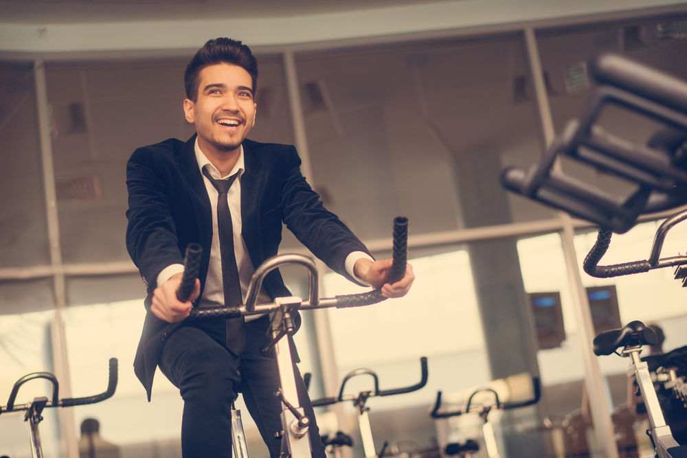 While it's in a boss' interest to keep staff fit, they shouldn't be held responsible