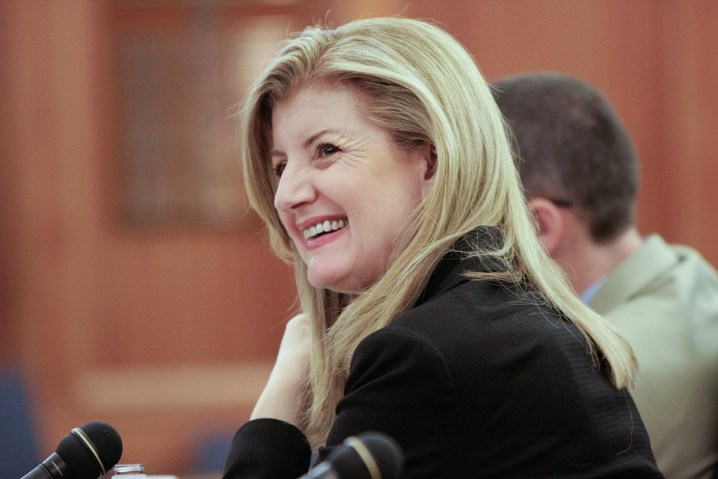 You can Thrive at work, without Arianna Huffington