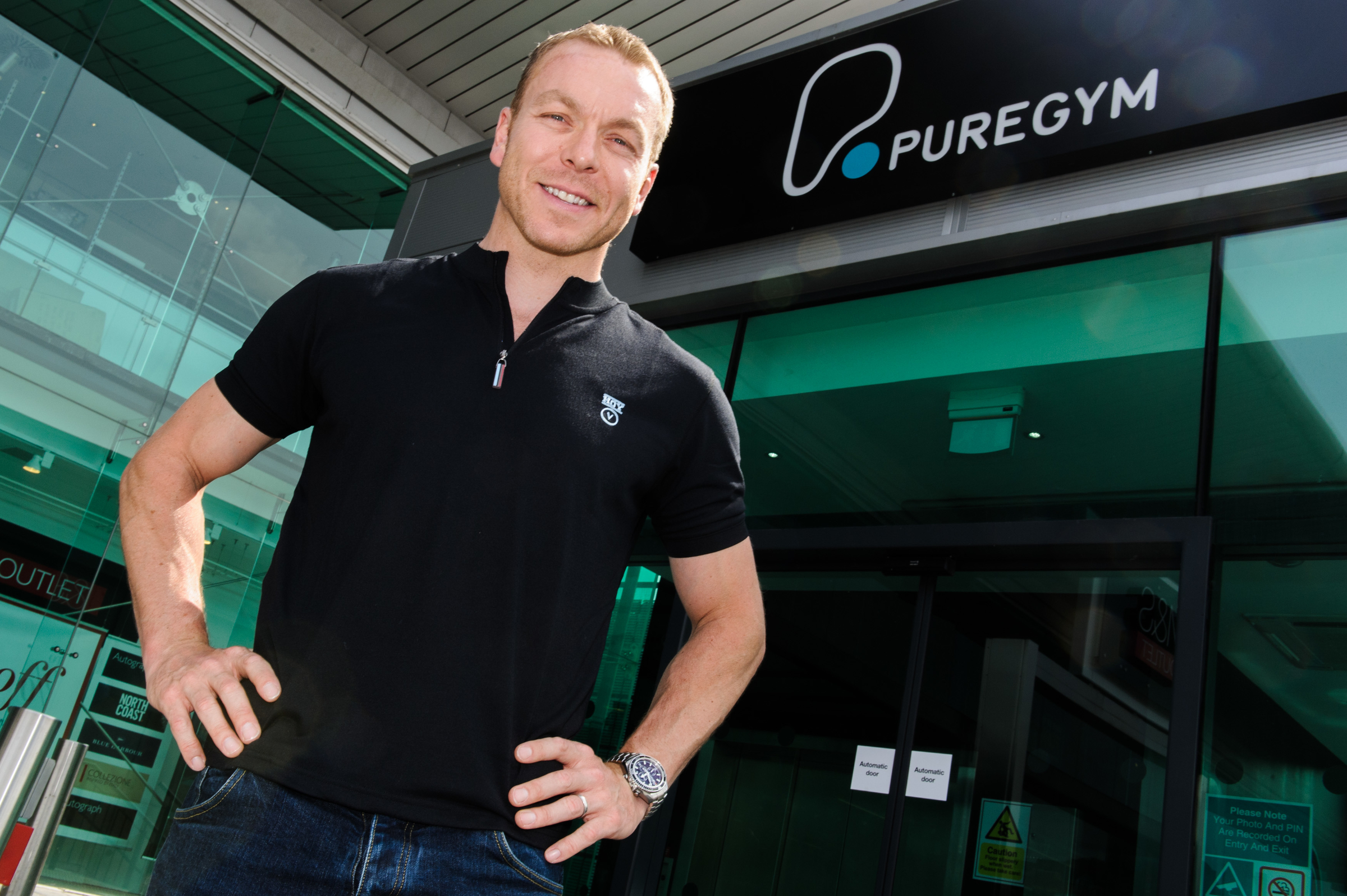 Chris Hoy-backed Pure Gym to gain financial mass with IPO