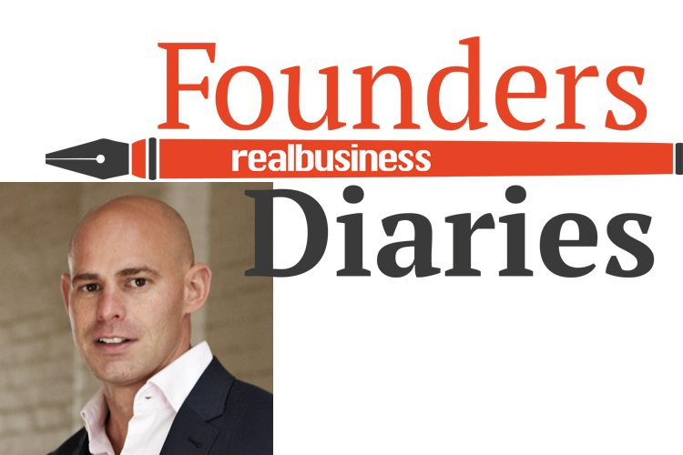 Founders Diaries: Introducing CV-Library MD Lee Biggins