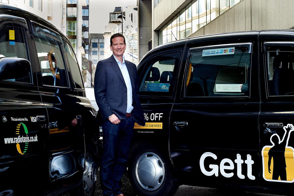 Taxi app Gett Remo Gerber