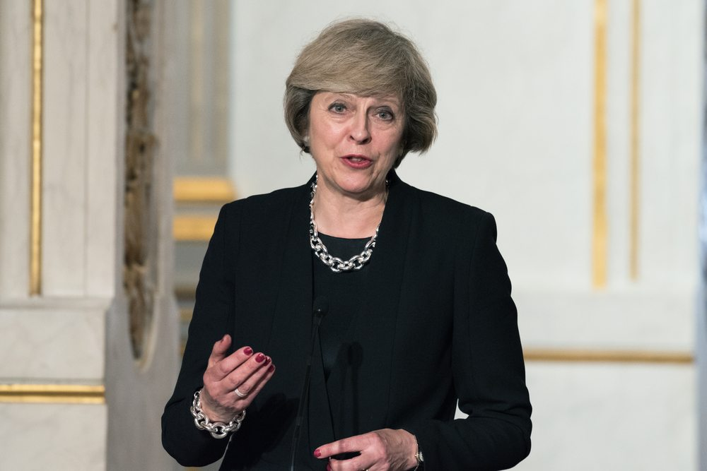 How Theresa May can encourage more women in enterprise