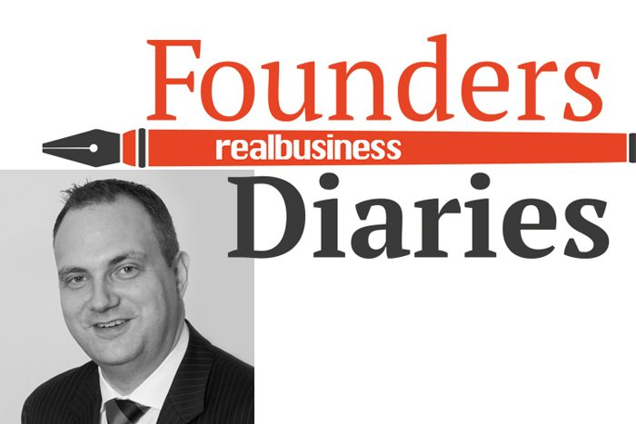 Founders Diaries: Introducing HRC Law partner Simon Whitehead