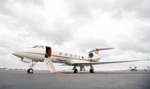 Private jet service JetSmarter