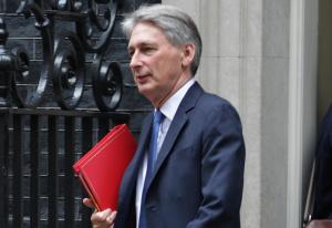 Philip Hammond Autumn Budget 2017