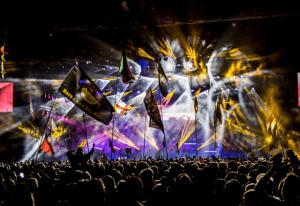 Glastonbury Festival ticket reselling