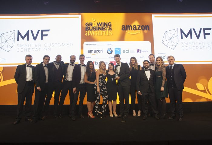 MVF B2B Business of the Year