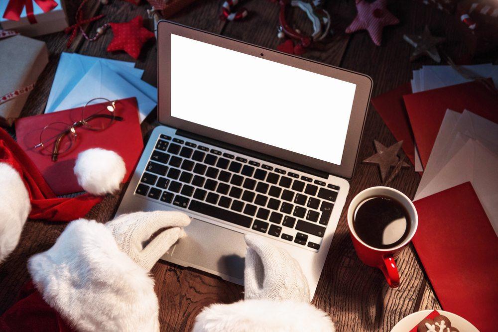 Working over Christmas