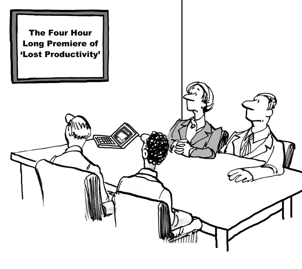 Boosting productivity