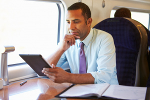 Business travel train