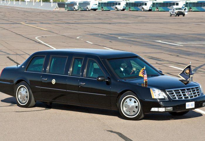 President's travel expenses