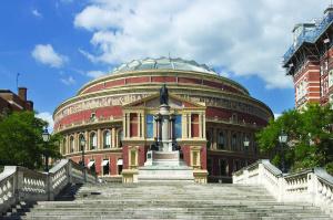 Royal Albert Hall Grand Tier box
