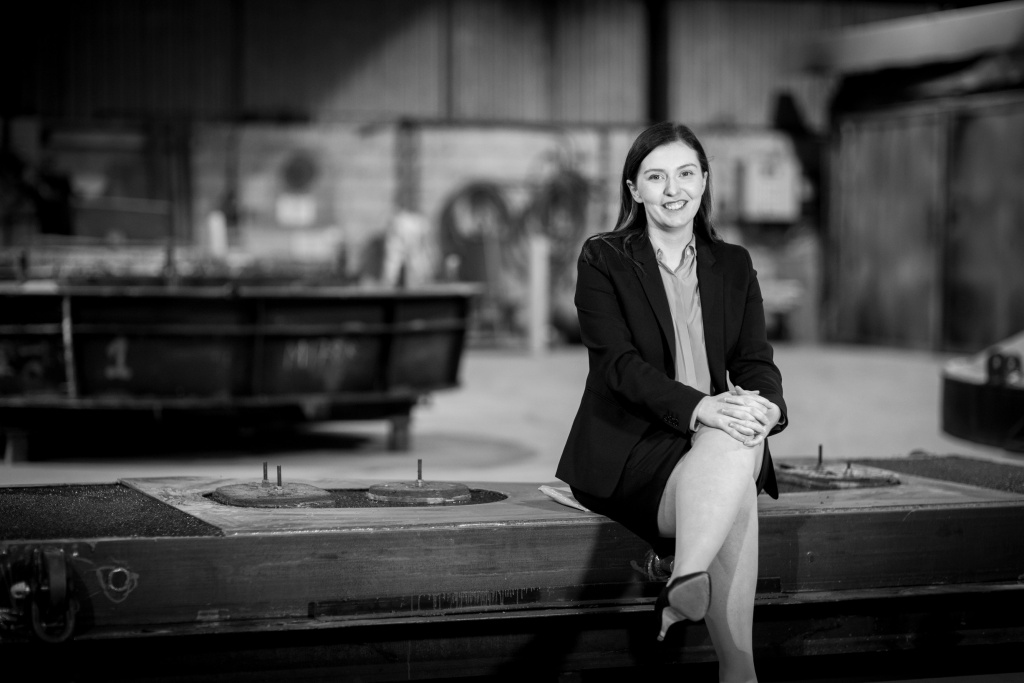 Overcoming adversity: Katy Moss tells her story