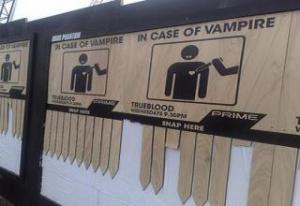 True Blood advertising