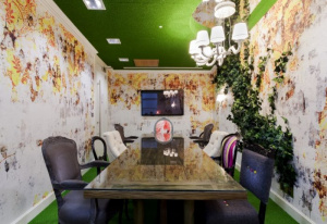 Unusual places for business meetings