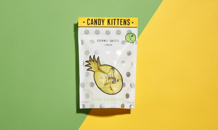 Candy Kittens SWEET_PINEAPPLE