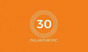 Philanthropic 30 Business value